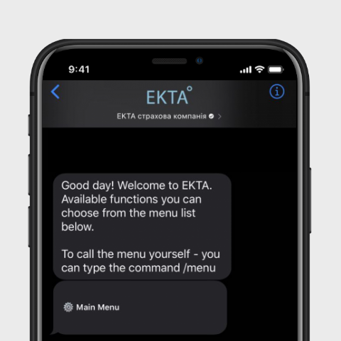 EKTA's customers can now use Apple Business Chat