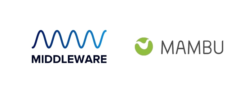 Middleware and Mambu Strengthen Global Partnership