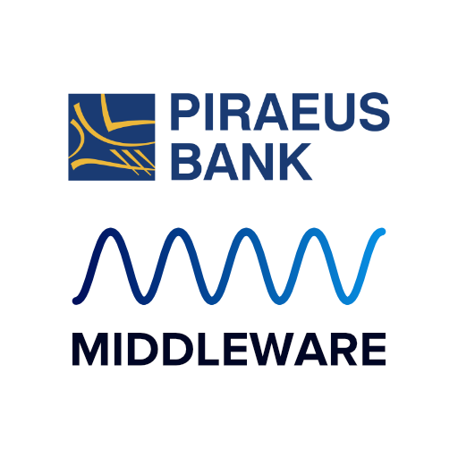 Middleware is awarded contract for development of multi-channel platform for Piraeus Bank