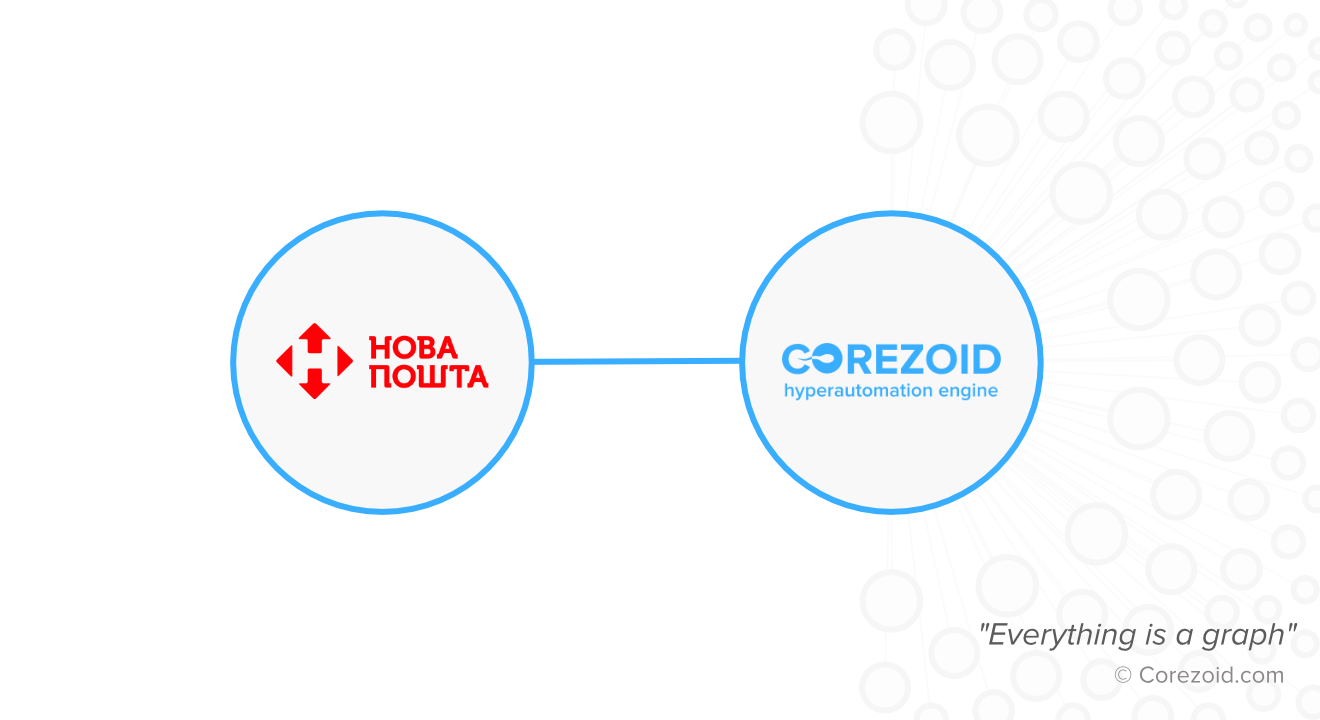 "Based on Corezoid Process Engine ""Nova Poshta"" launched a service for managing the postomats"