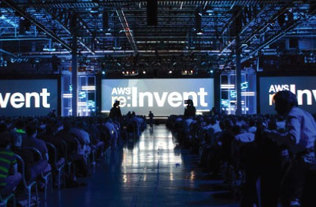 Corezoid at Amazon re:Invent 2015, review